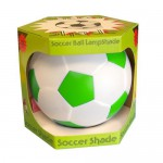 Green Football Lampshade