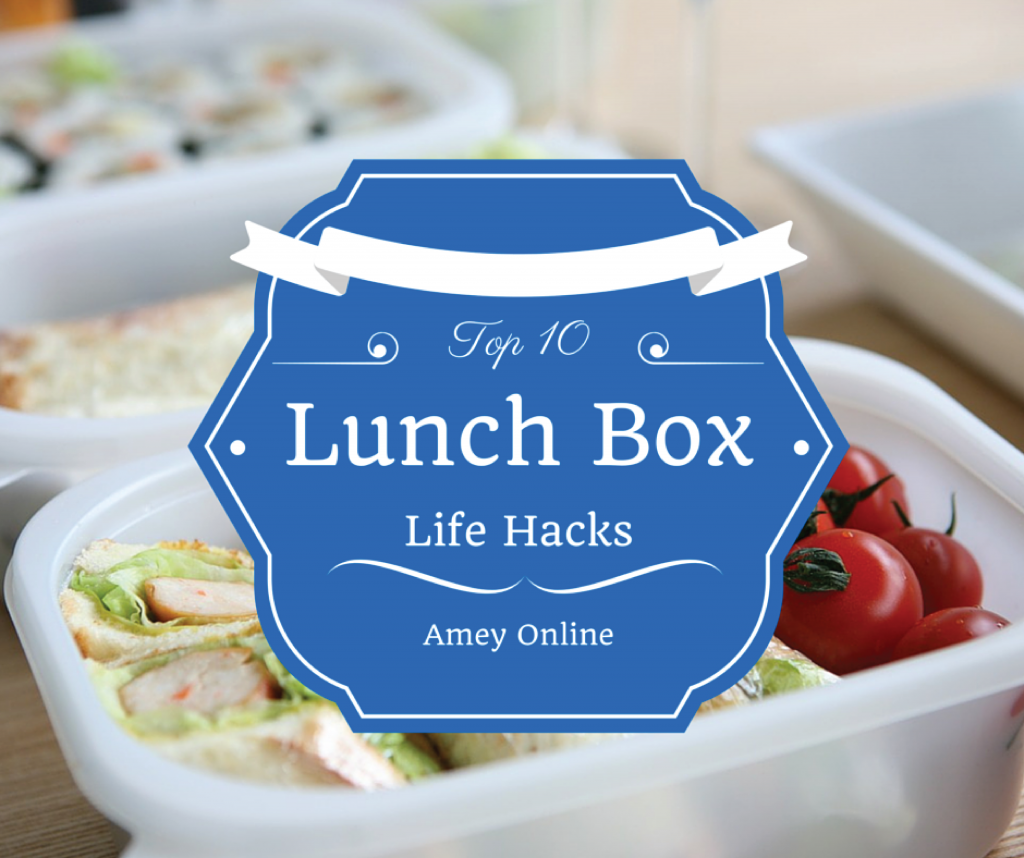 Top 10 Lunch Box Life Hacks | Children's Lunch Boxes