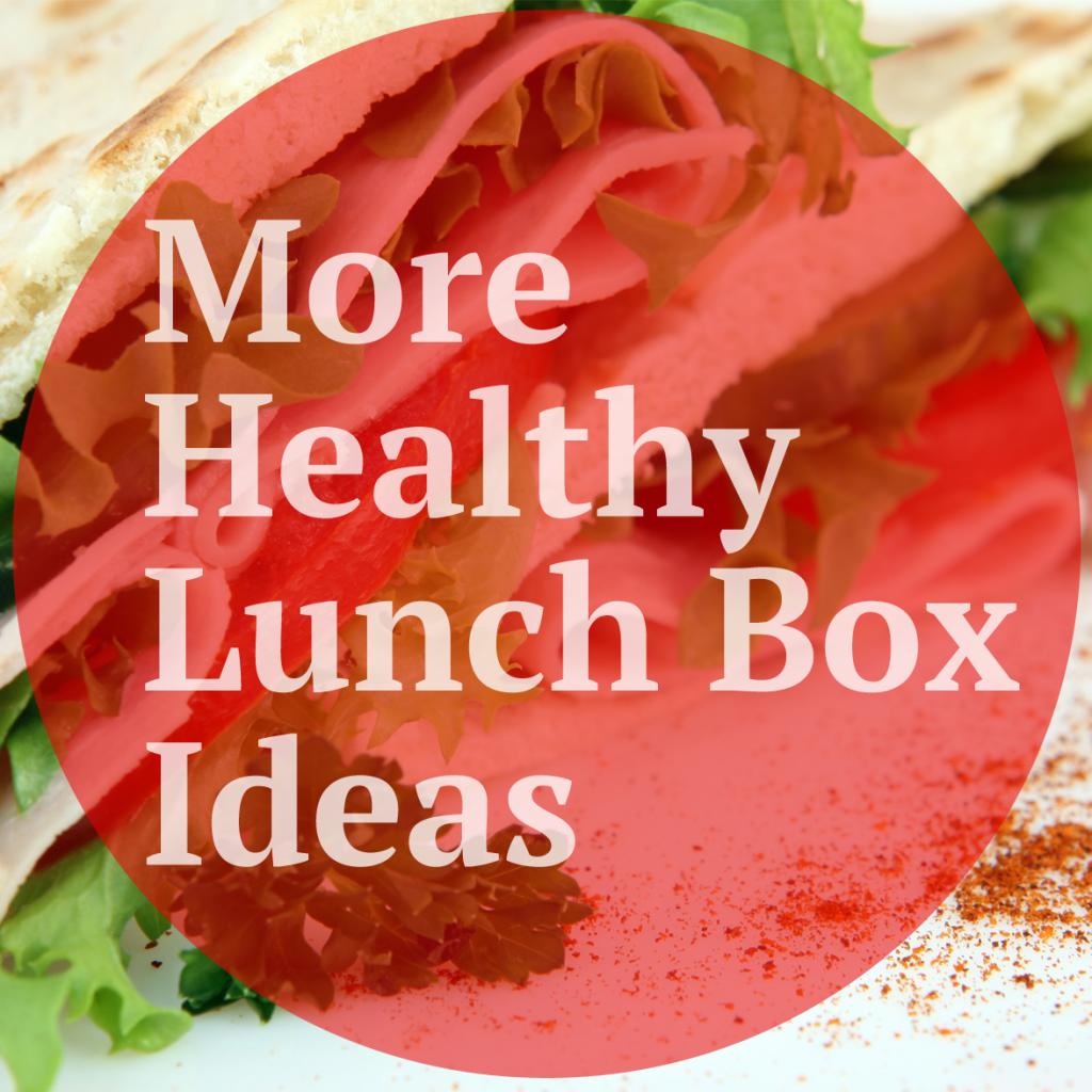 Healthy Lunch Box Ideas | School Lunch Boxes | Amey Online